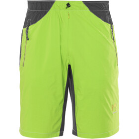 Karpos Rock Shorts Men grey/green
